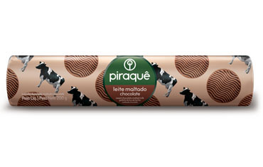 BISCOITO PIRAQUE CHOCOLATE MALTADO 200G