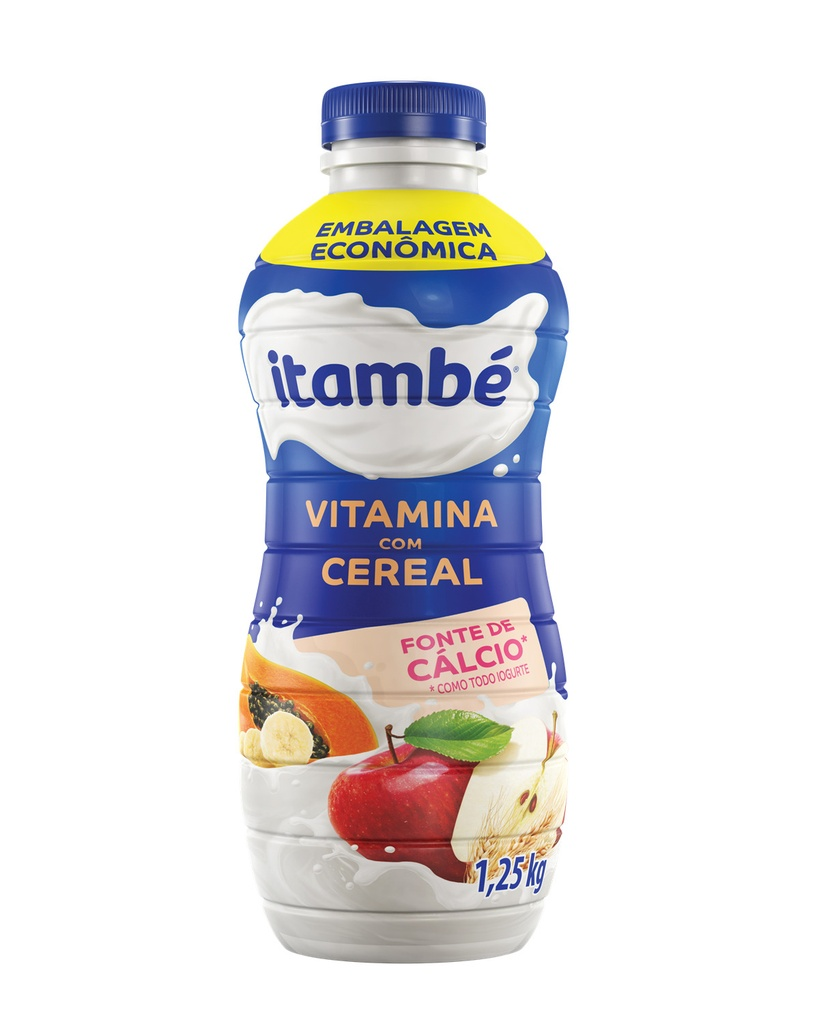 IORGUTE ITAMBÉ VITAMINA 1250ML