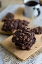 COOKIES GOTAS DE CHOCOLATE